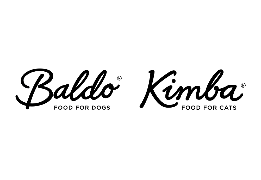 Baldo y Kimba, marcas pet food